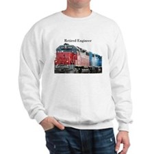 Train Retired Engineer Jumper