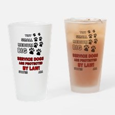 Funny The auto shop Drinking Glass