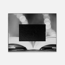 Book Heart Picture Frame