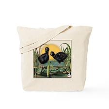 Puekeko Tote Bag