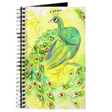 Dream Peacock Journal
