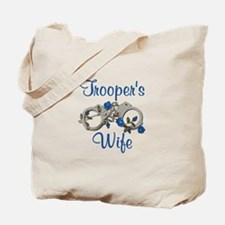 Trooper's Wife Tote Bag