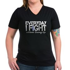 Stomach Cancer Every Day I Fight T-Shirt