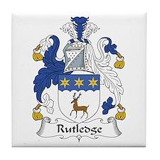 Rutledge Tile Coaster
