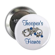 Trooper's Fiance Button
