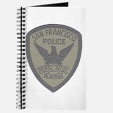SFPD SWAT Journal