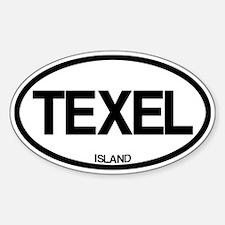 Texel Island Decal