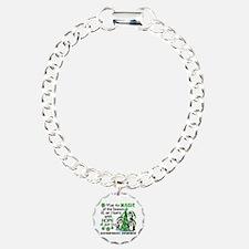 Gastroparesis Christmas Bracelet