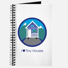 Ilovetinyhousesmountainscene Journal