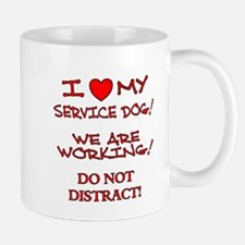 Cute Service dog Mug