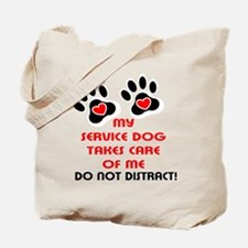 Cute Service Tote Bag