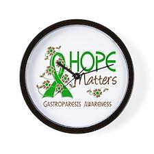 Gastroparesis Hope Matters 3 Wall Clock