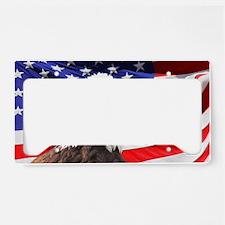America License Plate Holder