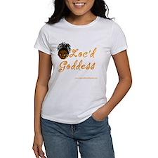 Loc'd Godess T-Shirt