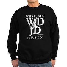 Jesus WDJD Sweatshirt