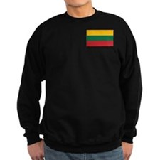 Flag of Lithuania - NO Text Sweatshirt