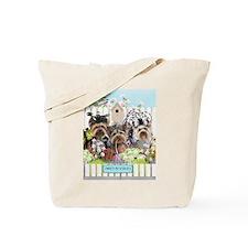 OwnedByYorkiesII Tote Bag