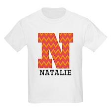 Personalized N Monogram T-Shirt