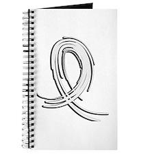 Emphysema Graffiti Ribbon 2 Journal