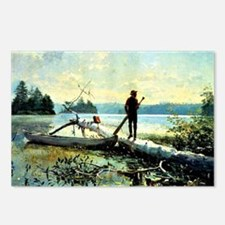 Winslow Homer - The Trapp Postcards (Package of 8)
