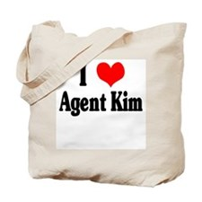 HeartAgentKim Tote Bag