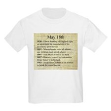 May 18th T-Shirt