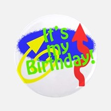 "Its My Birthday 3.5"" Button"