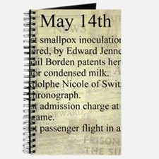 May 14th Journal