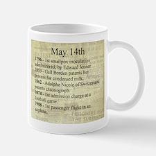 May 14th Mugs