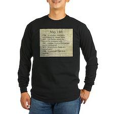 May 14th Long Sleeve T-Shirt