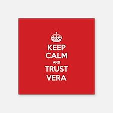 Trust Vera Sticker