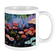 Waterlilies by Claude Monet Coffee Mugs