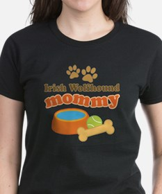 Irish Wolfhound Mom Tee