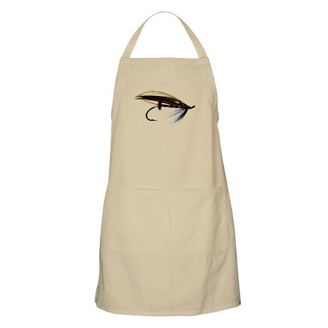 """Fly 1"" BBQ Apron"