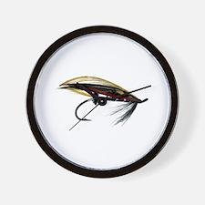 """""""Fly 1"""" Wall Clock"""