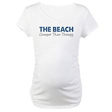 Beach Cheaper Than Therapy Shirt