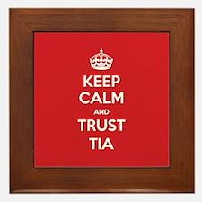 Trust Tia Framed Tile