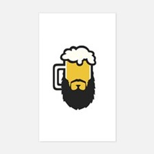 Beer Beard Decal