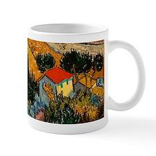 Van Gogh Landscape Mugs