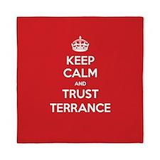 Trust Terrance Queen Duvet