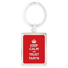 Trust Taryn Keychains