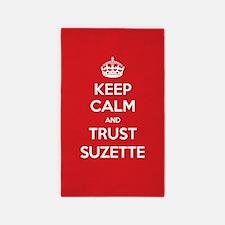 Trust Suzette 3'x5' Area Rug
