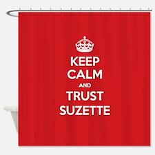 Trust Suzette Shower Curtain