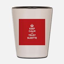 Trust Suzette Shot Glass