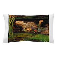 Ophelia by Millais Pillow Case