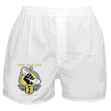 Free Talk Live Boxer Shorts
