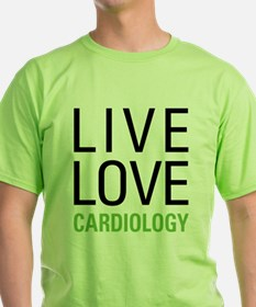 Live Love Cardiology T-Shirt