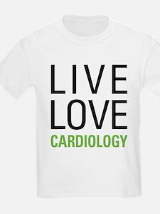 Live Love Cardiology T-Shirt