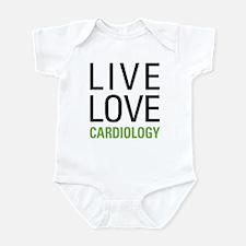 Live Love Cardiology Infant Bodysuit