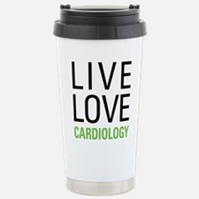 Live Love Cardiology Travel Mug